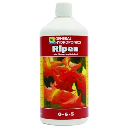 FLORADUO 1L GROW SOFT WATER GHE