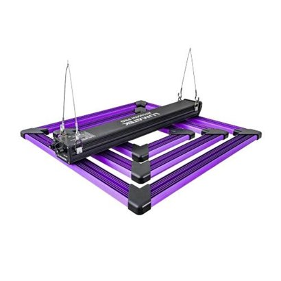 AIRONTEK - LONG GLOSS - RIFLETTORE PER BULBI HPS IN ALLUMINIO